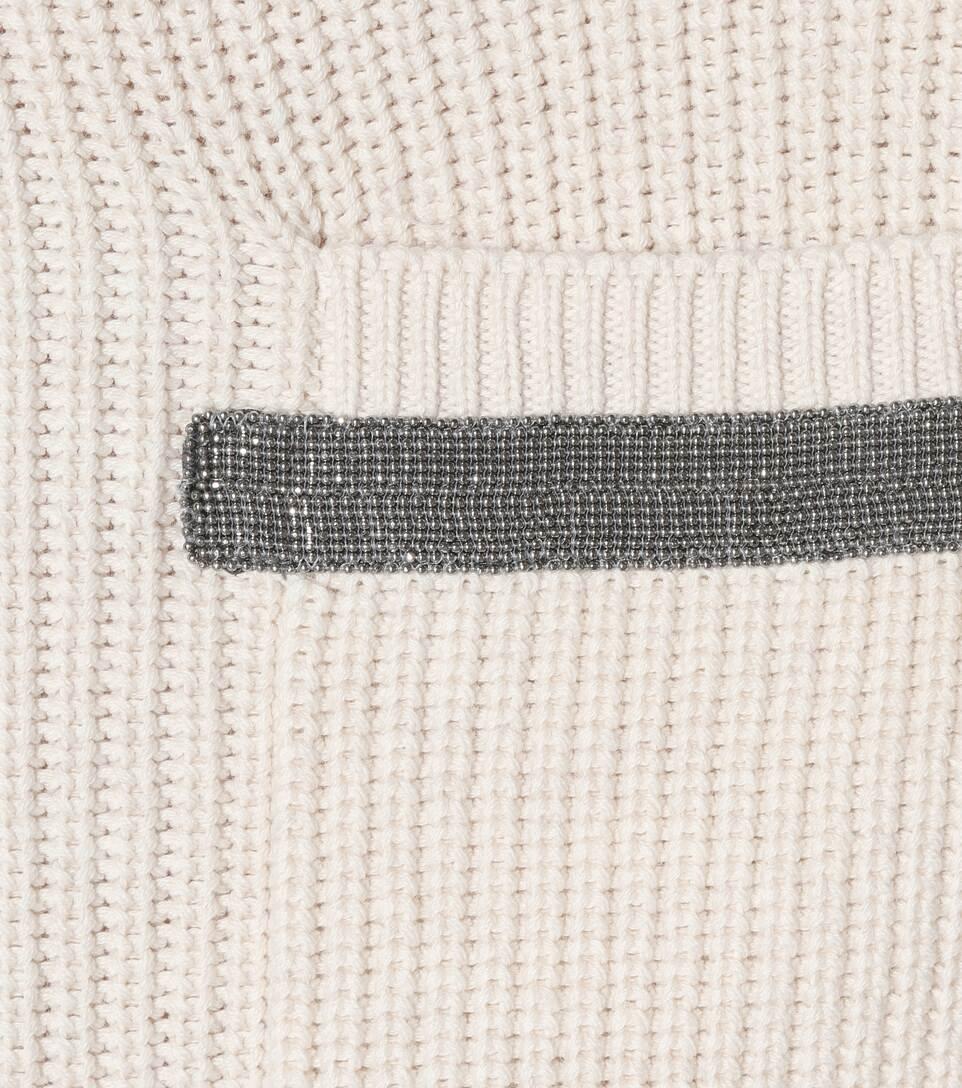 Brunello Cucinelli Baumwollpullover Verkauf Der Neuen Ankunft Neuesten Kollektionen Günstig Online L9zxFV