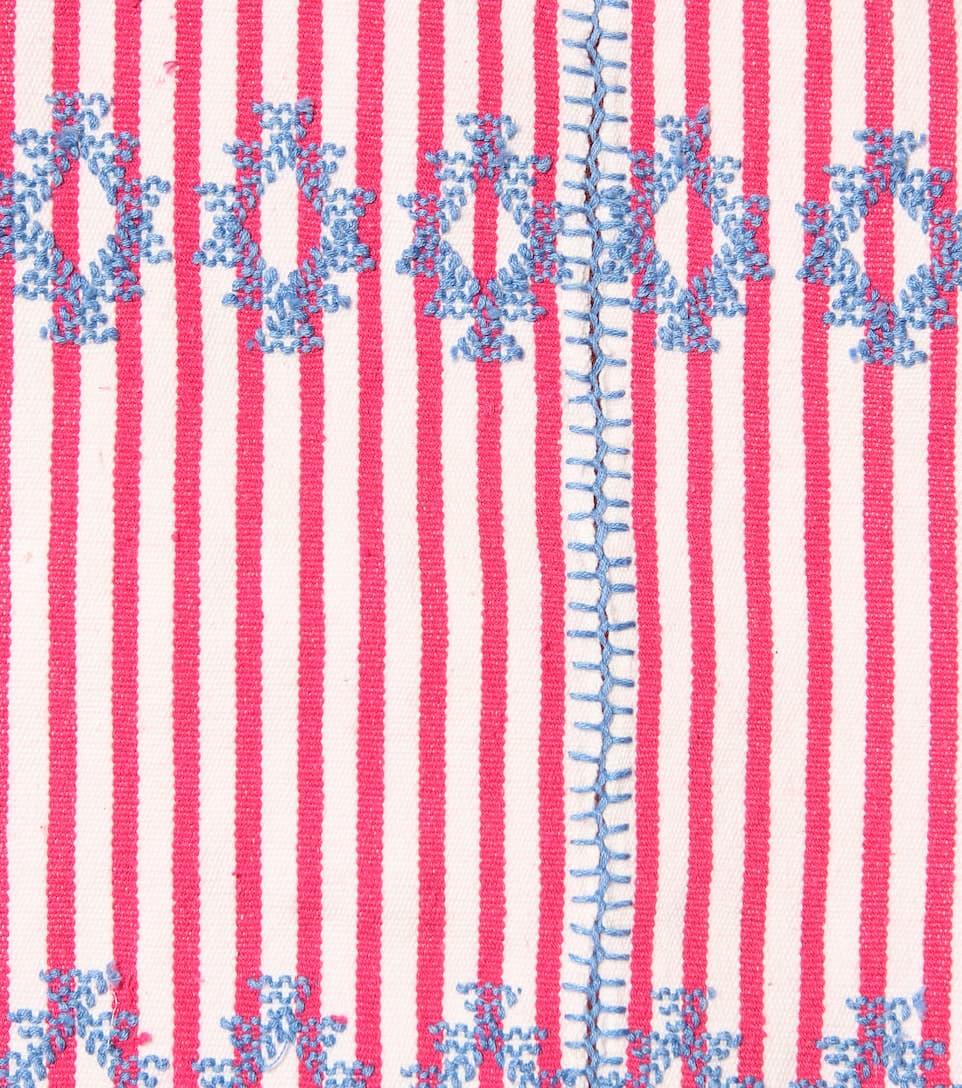 Pippa Holt Gestreifter Kaftan No. 61 aus Baumwolle