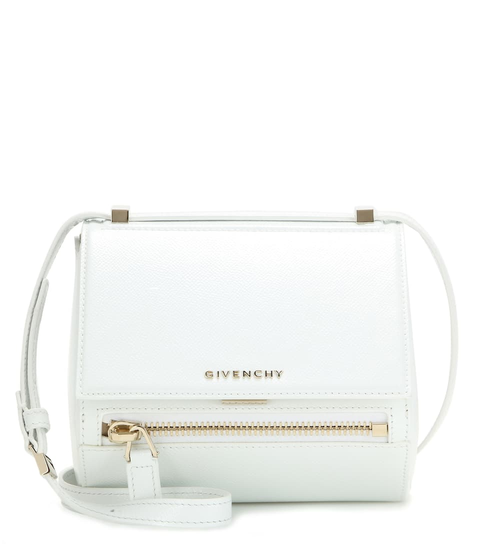 Givenchy Pandora Box Mini leather shoulder bag