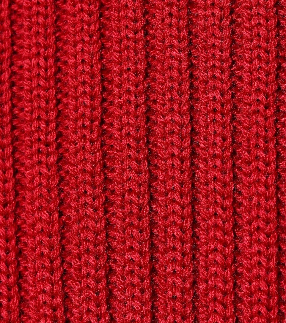 REDValentino Rollkragenpullover aus Schurwolle