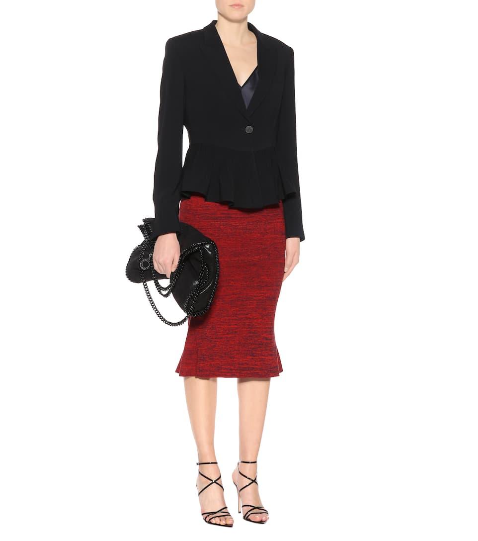 Stella McCartney Blazer mit Schößchen