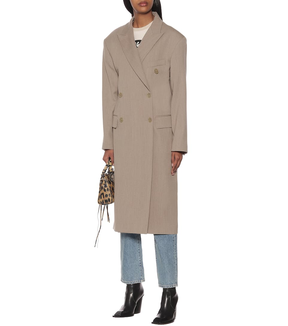 Acne Studios - Wool-blend coat