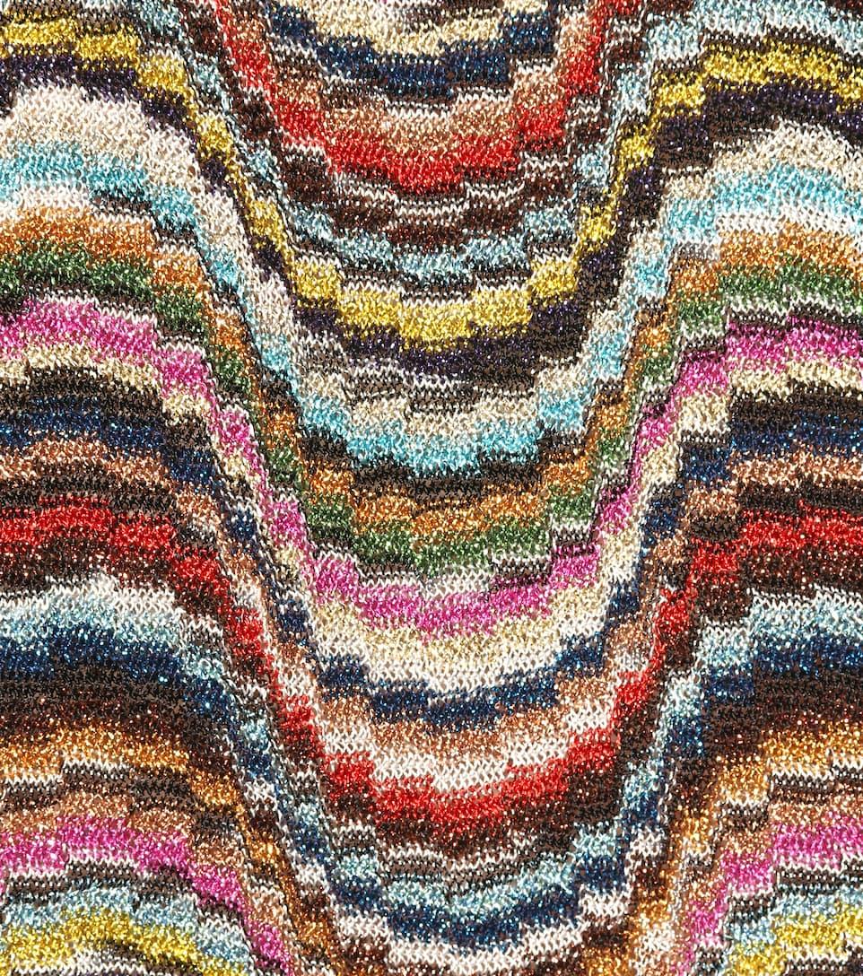 punto kaftan Crochet Missoni Multi Mare pqn6OTf