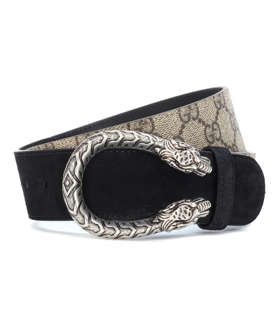 f84f10490 Gucci - Cinturón Dionysus GG Supreme | Mytheresa