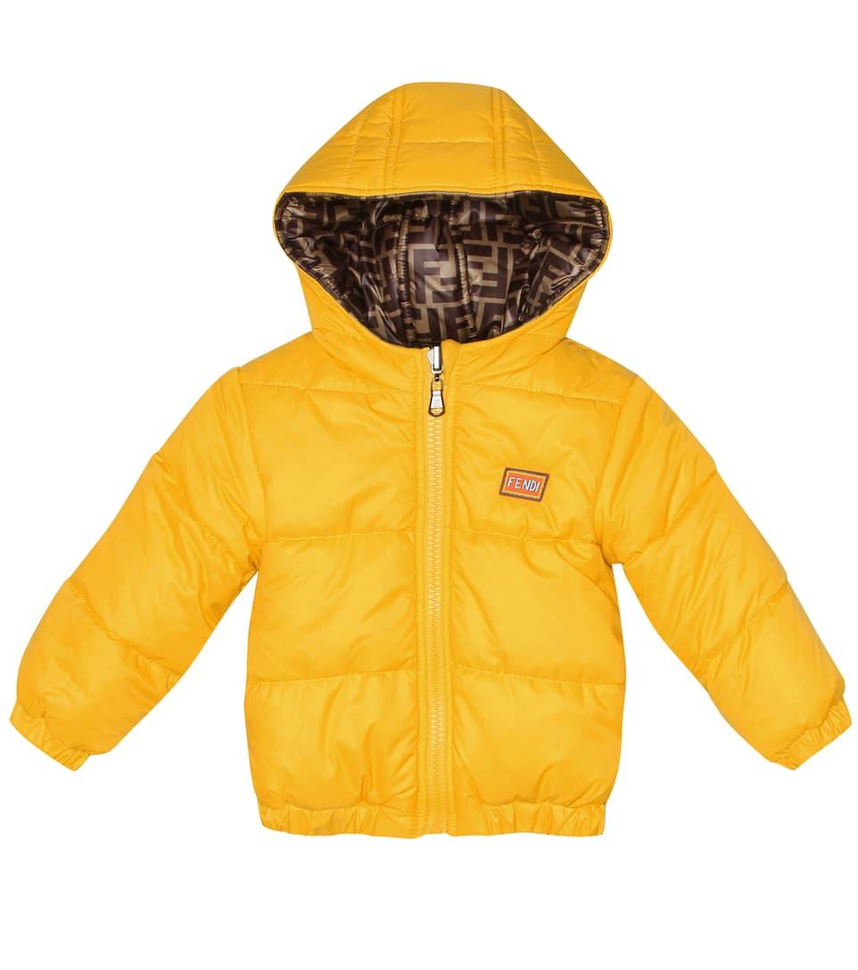 d231f05aa Reversible Puffer Jacket - Fendi Kids   mytheresa