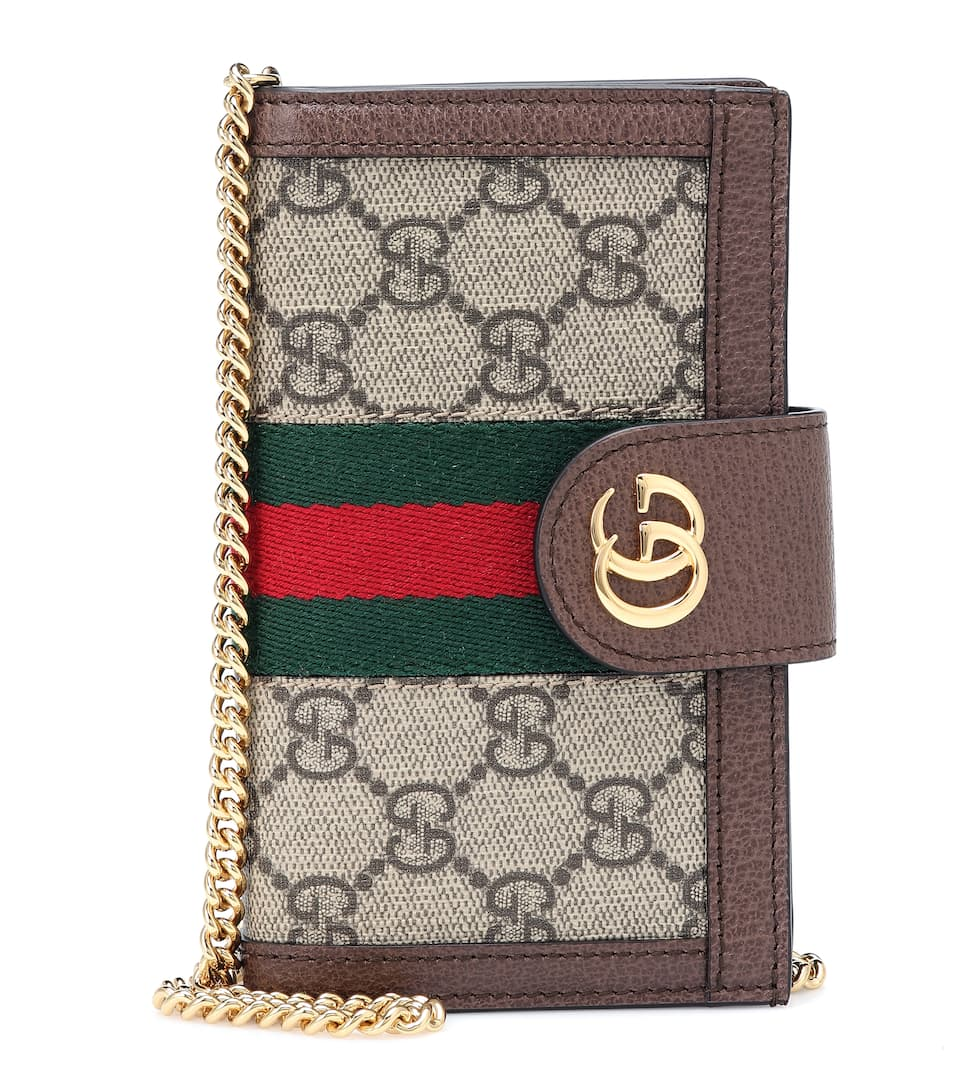 reputable site 1ebfa f97d5 Gucci - Ophidia iPhone X case | Mytheresa