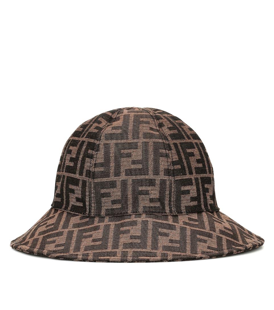 Cappello A Stampa Logo - Fendi Kids | Mytheresa