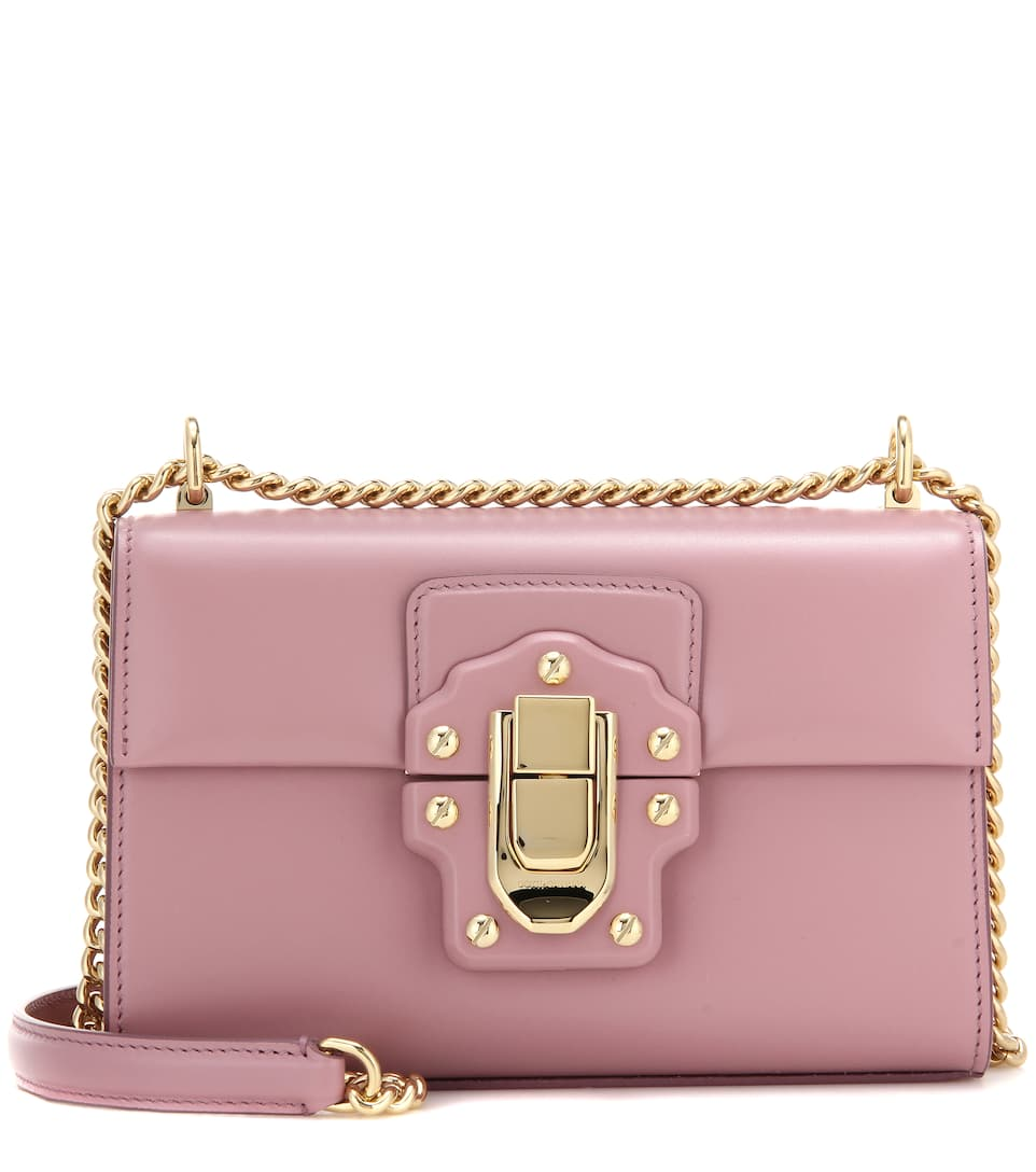 Dolce & Gabbana Shoulder Bag Lucia Small Of Leather