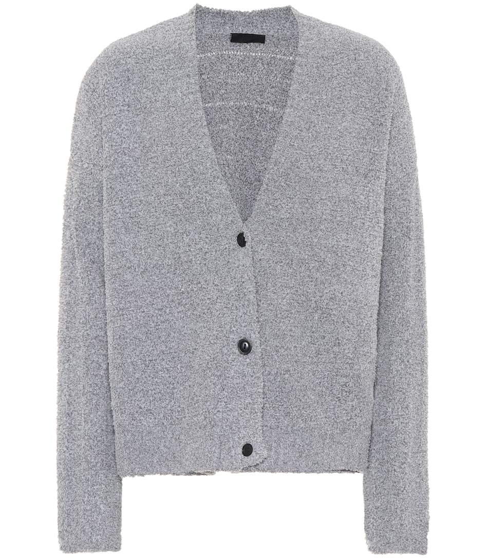 Chenille cardigan ATM Anthony Thomas Melillo Outlet For Sale Choice Free Shipping View Ehumx55p
