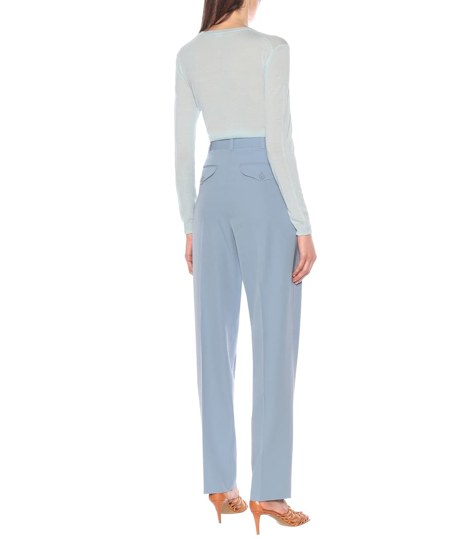Stella McCartney - Wool pants