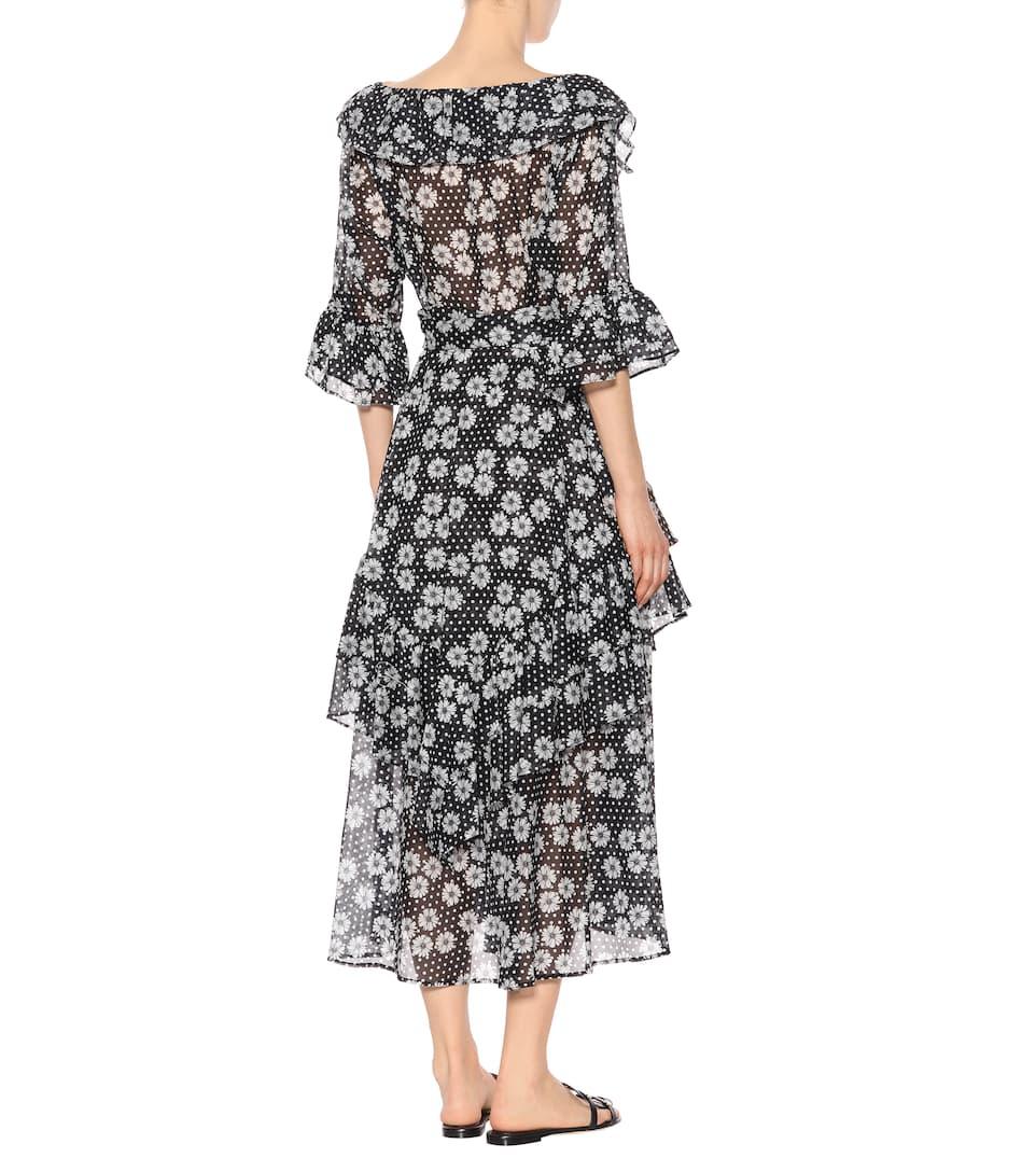Lisa Marie Fernandez - Robe en coton imprimé Laura Offre De Vente Boutique Pas Cher x7y9Sswj