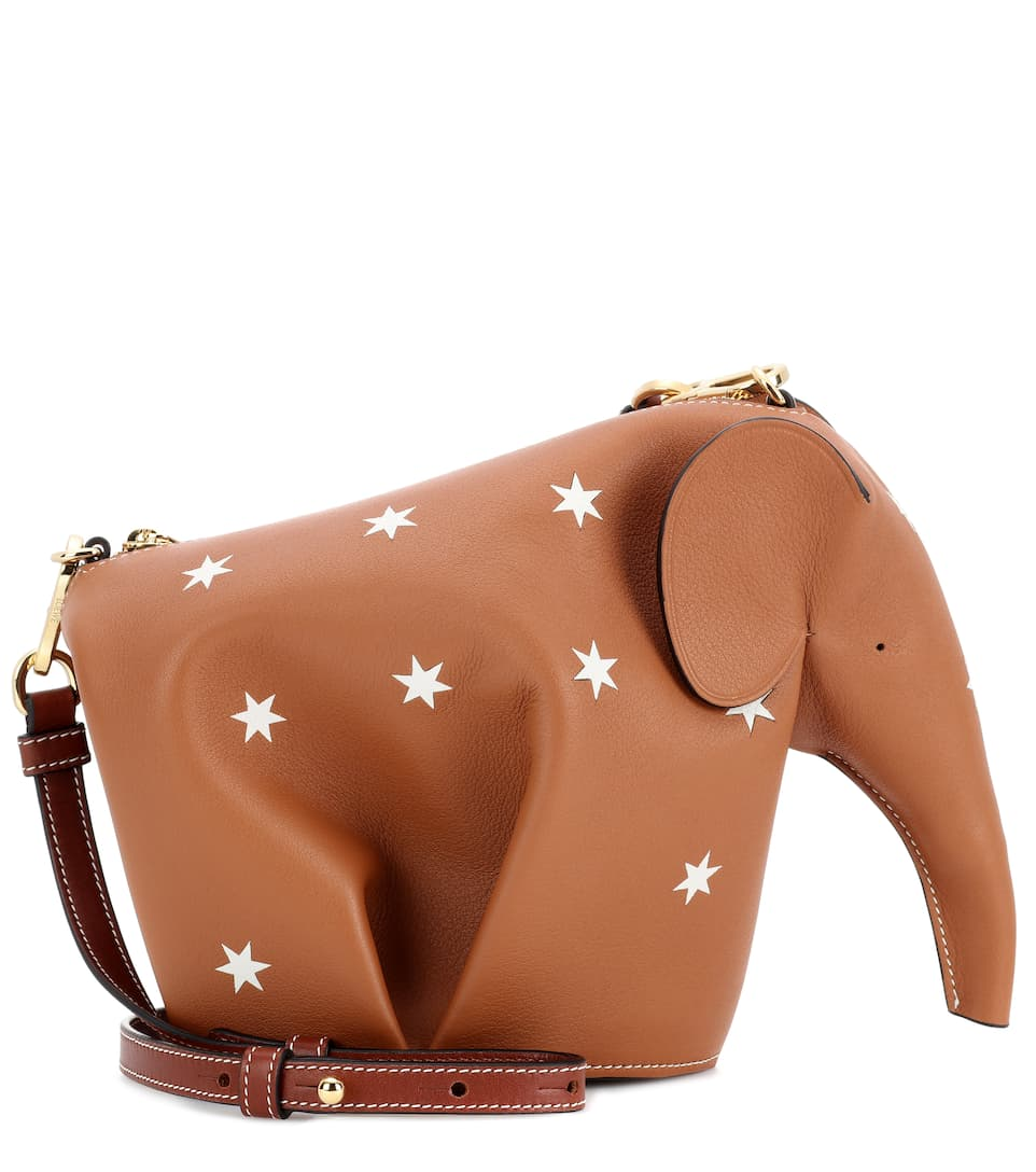 Loewe Ledertasche Elephant Mini aus Leder