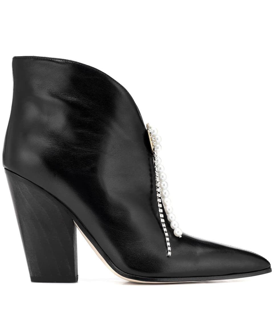 MAGDA BUTRYM Shoes BELGIUM LEATHER ANKLE BOOTS