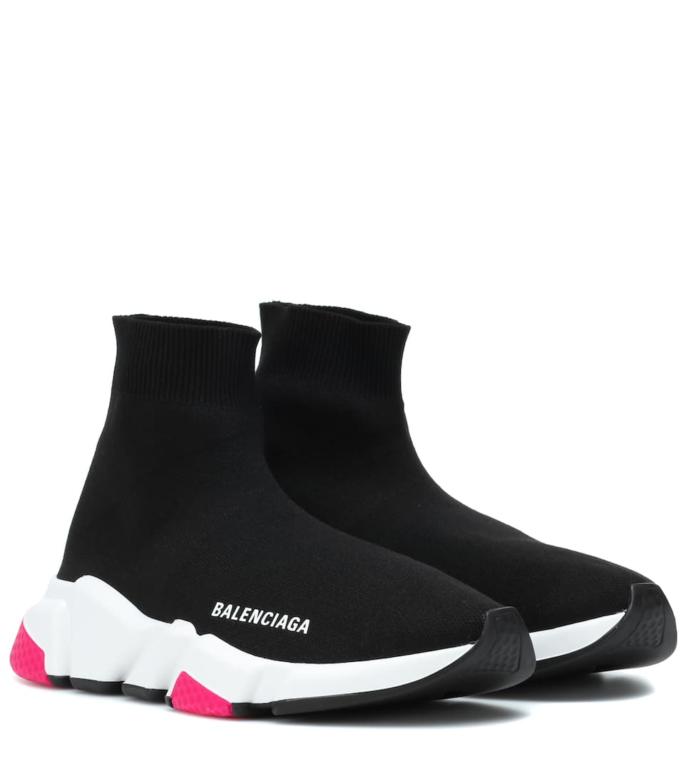 af190e2f6f11 Speed Trainer Sock Sneakers - Balenciaga