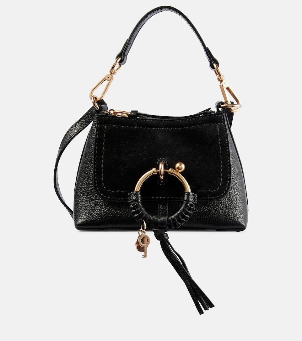 7816e8288de See By Chloé - Joan Mini leather shoulder bag