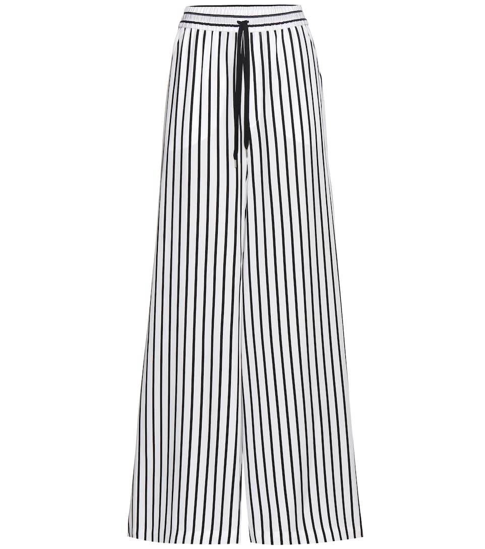 McQ Alexander McQueen Wide-leg printed trousers