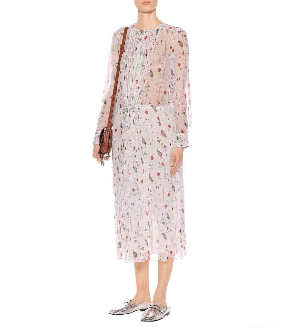 Baphir silk dress Isabel Marant JMZVjiq