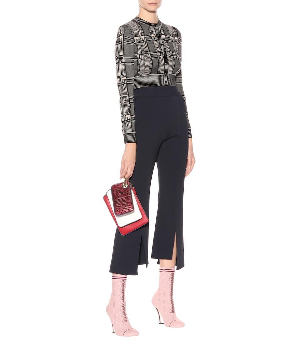 Fendi Cropped-cardigan