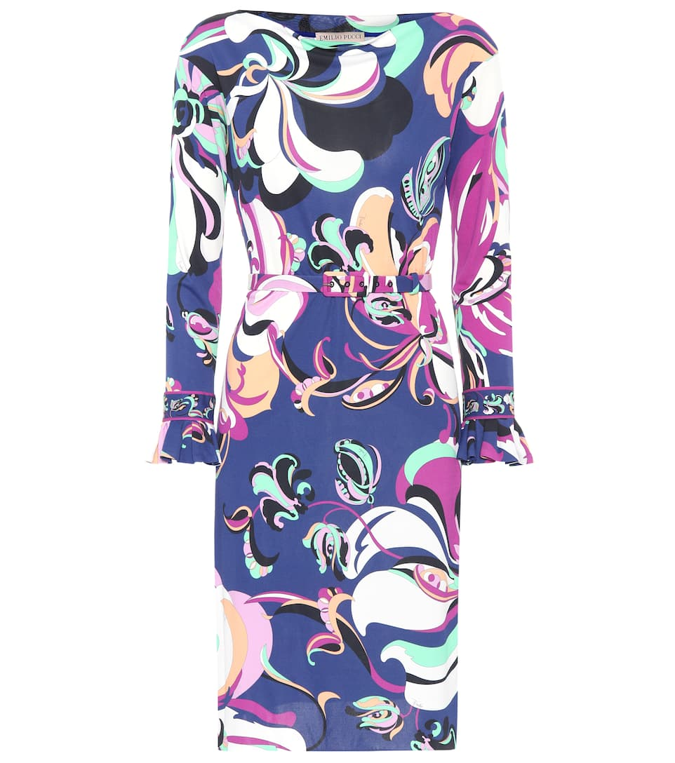 Emilio Pucci Dress With Satin Share