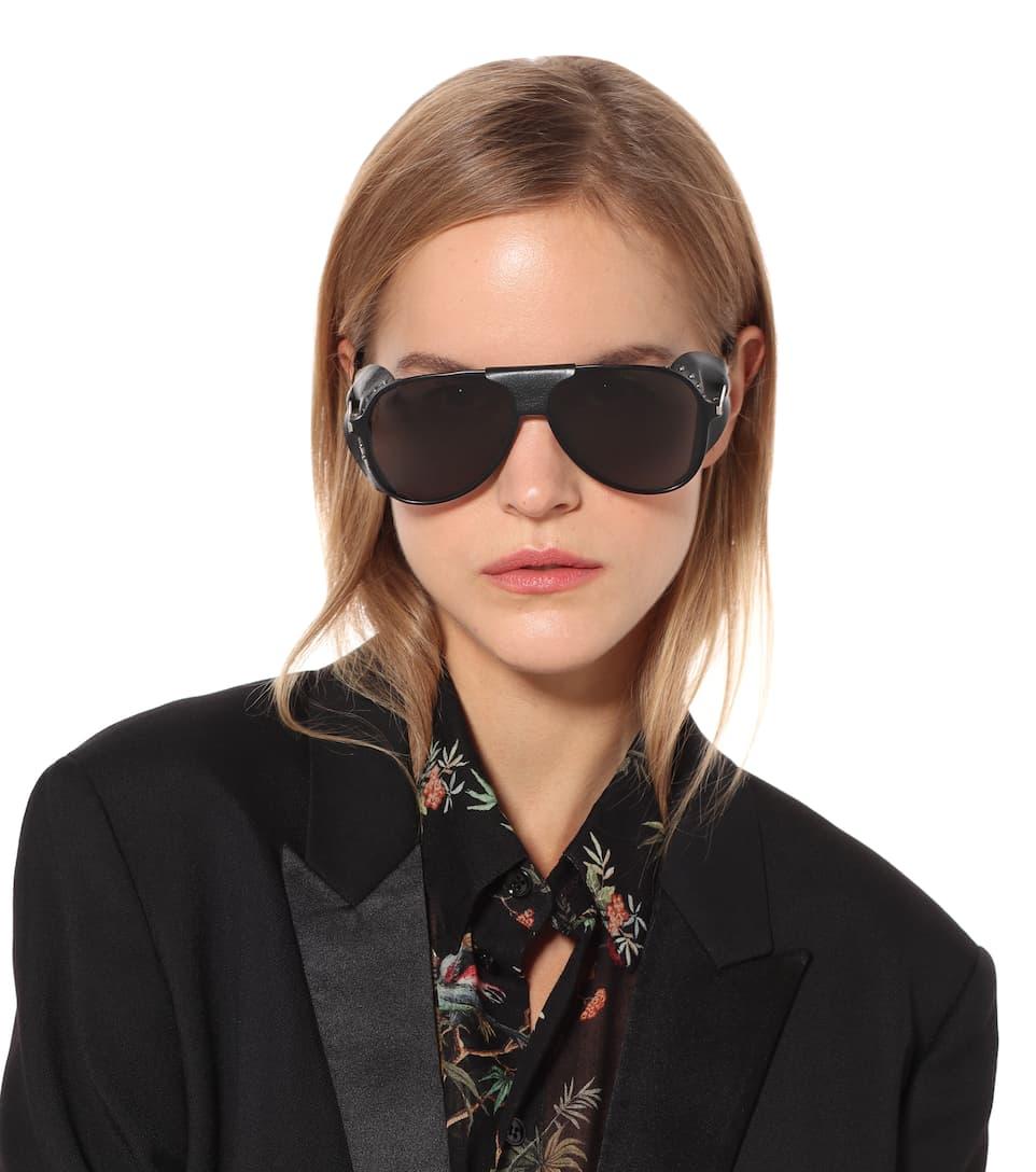 Classic 11 Blind Spoiler Aviator Sunglasses