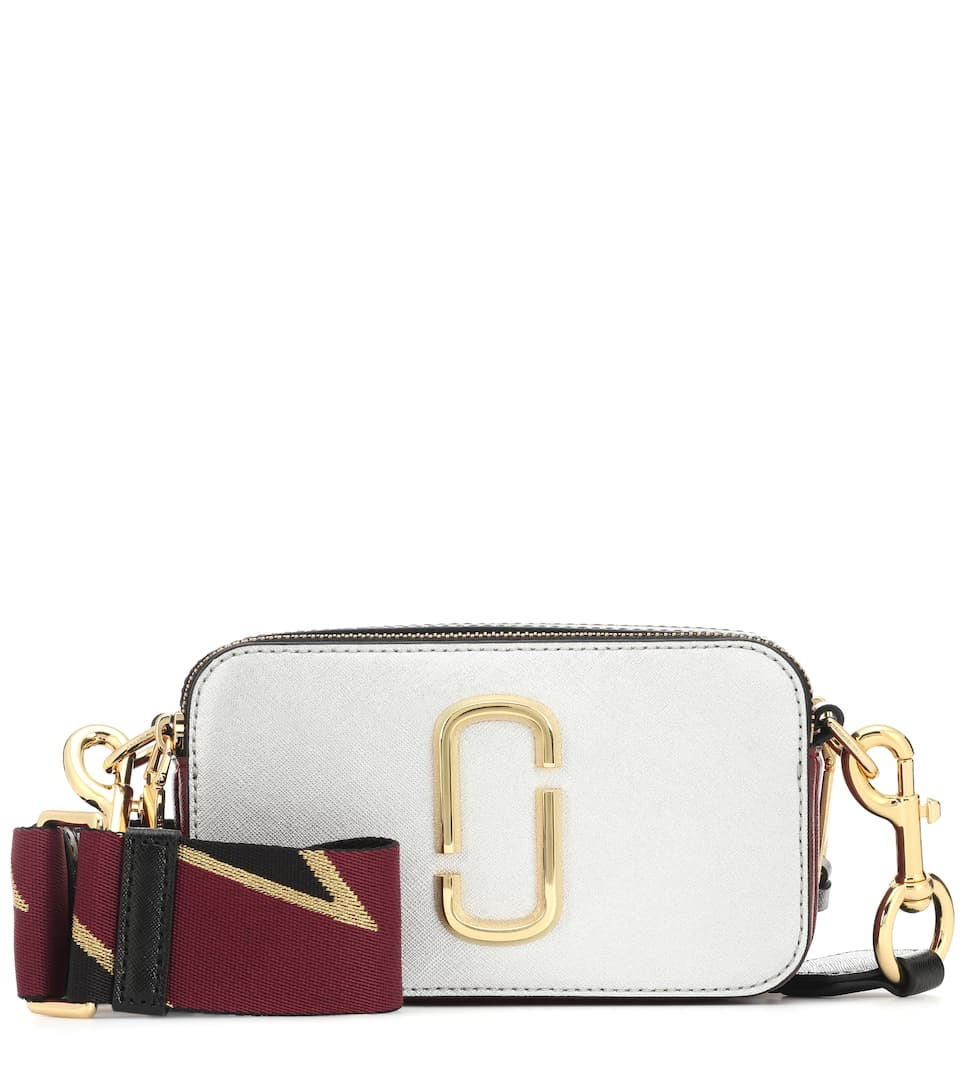 89871eea7cae Snapshot Small Leather Camera Bag - Marc Jacobs