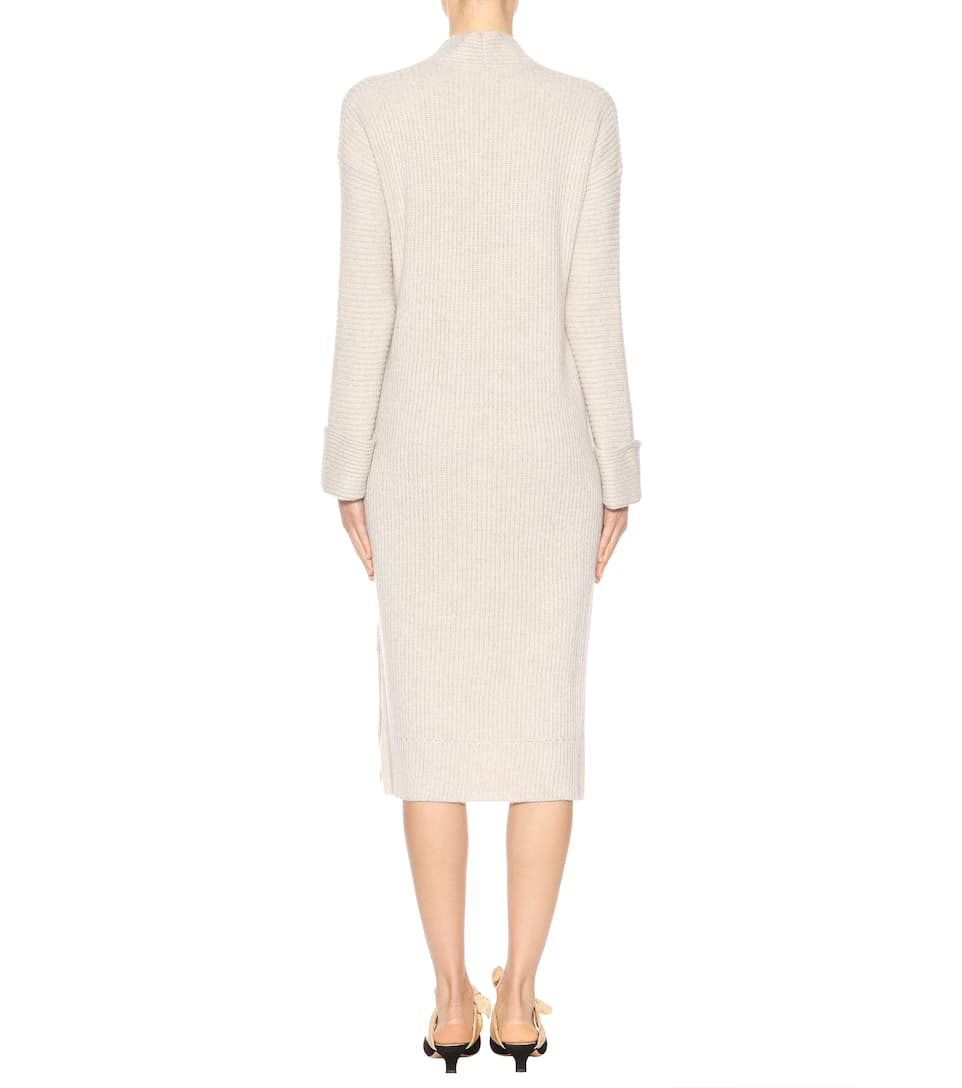 Their Flat Midikleid Seward Aus Cashmere