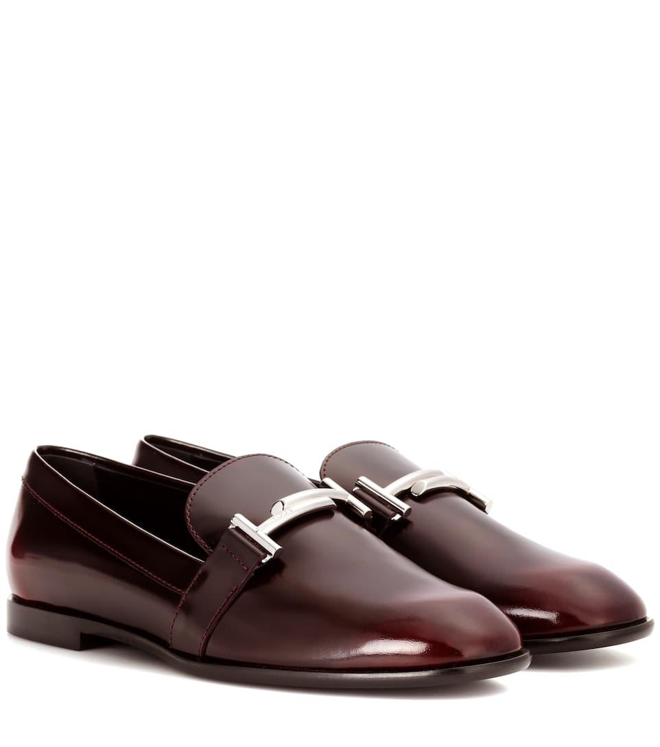 Tod's Loafers aus Leder