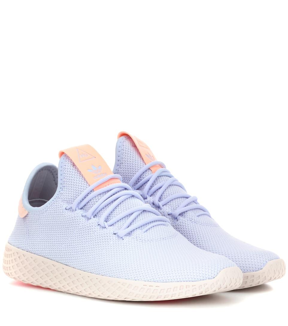 adidas Originals = Pharrell Williams - Baskets Pharrell Williams Tennis Hu Le Plus Récent En Ligne Pas Cher Site Officiel De Réduction Vente Chaude Rabais Vente Pas Cher 2018 Plus Récent HF0JaW5dV