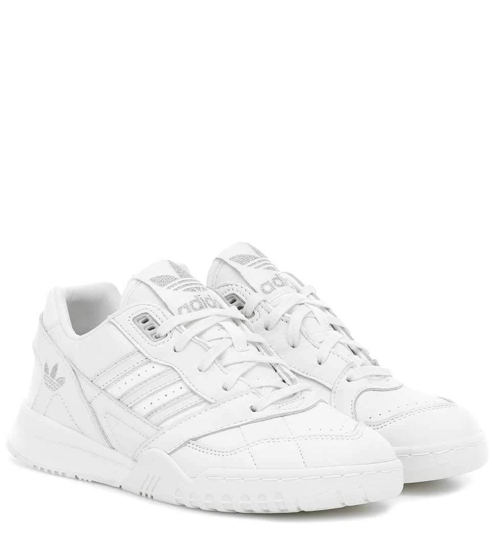 Sneakers A.R. in pelle