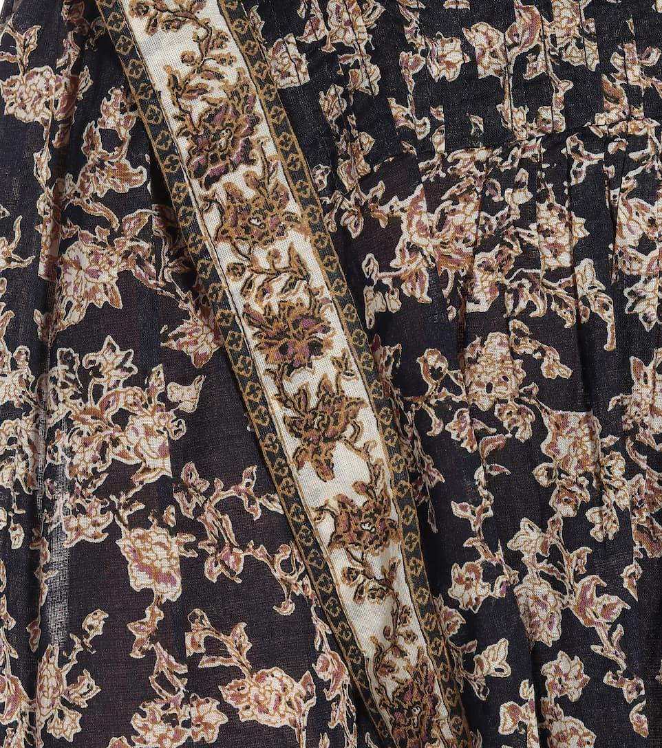 Isabel Marant, Étoile - Vega floral cotton blouse
