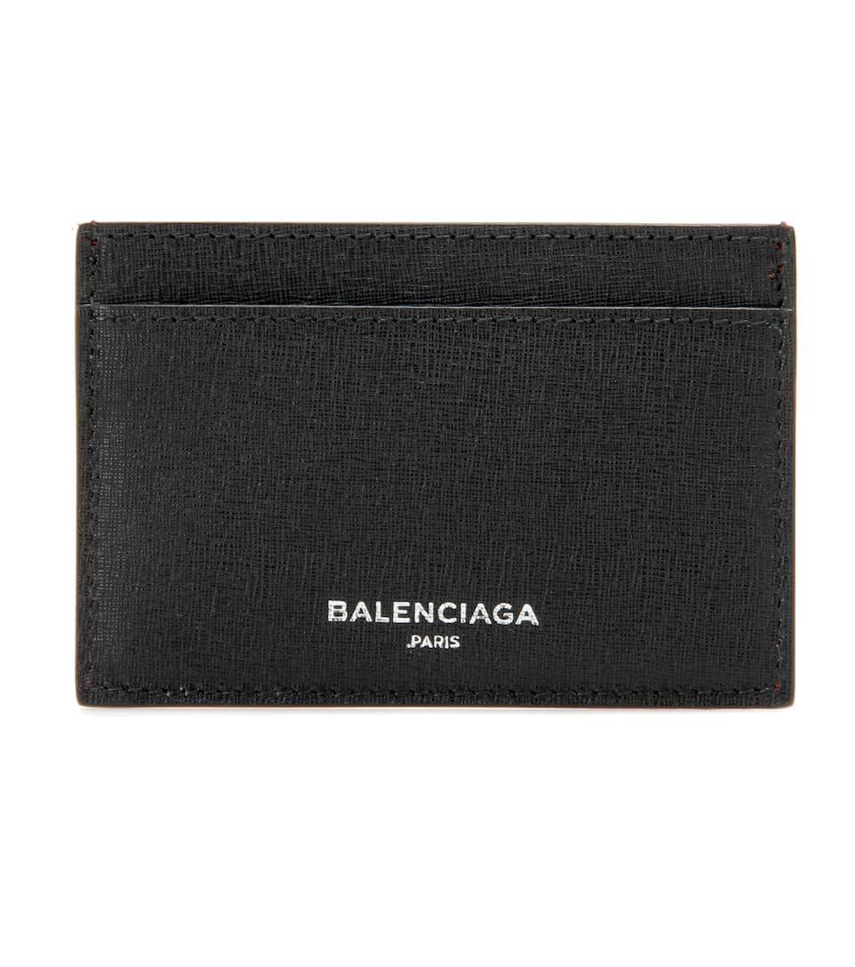 designer money clip and card holder  leather card