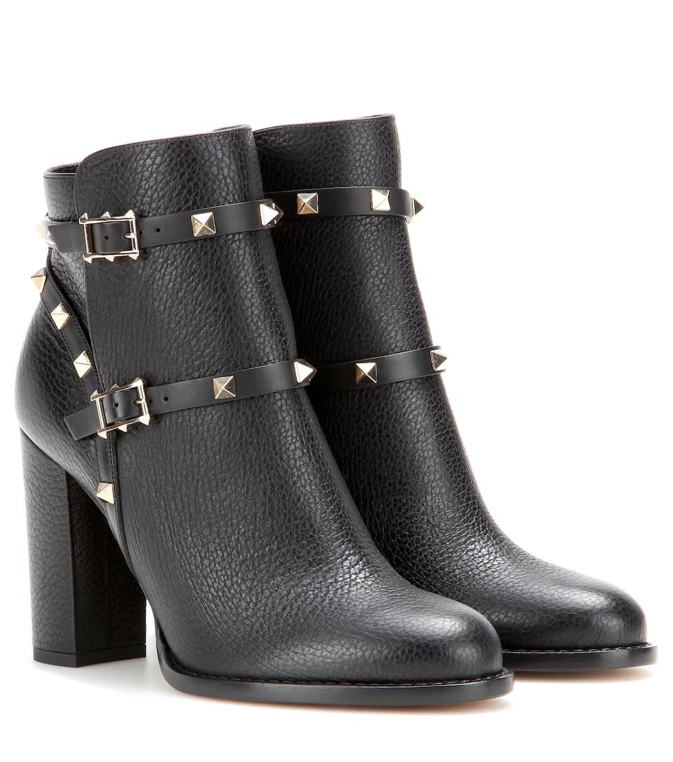 ValentinoGaravani Rockstud boots jEbXWWn3
