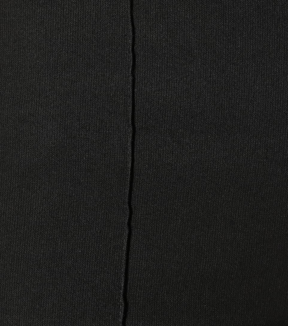 mezcla algodón acampanado Pantalón Lyre Isabel de Marant en Negro qpwHHEI