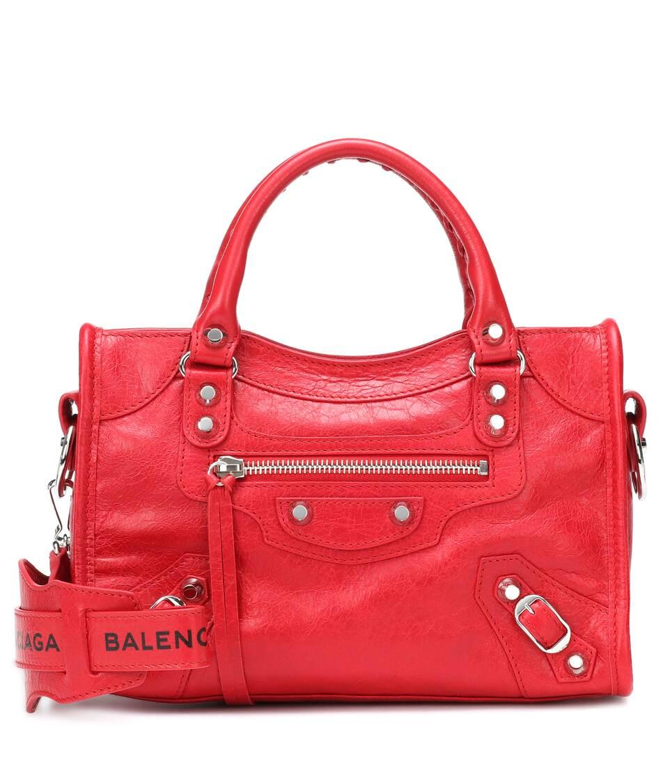 Balenciaga - Classic Mini City shoulder bag