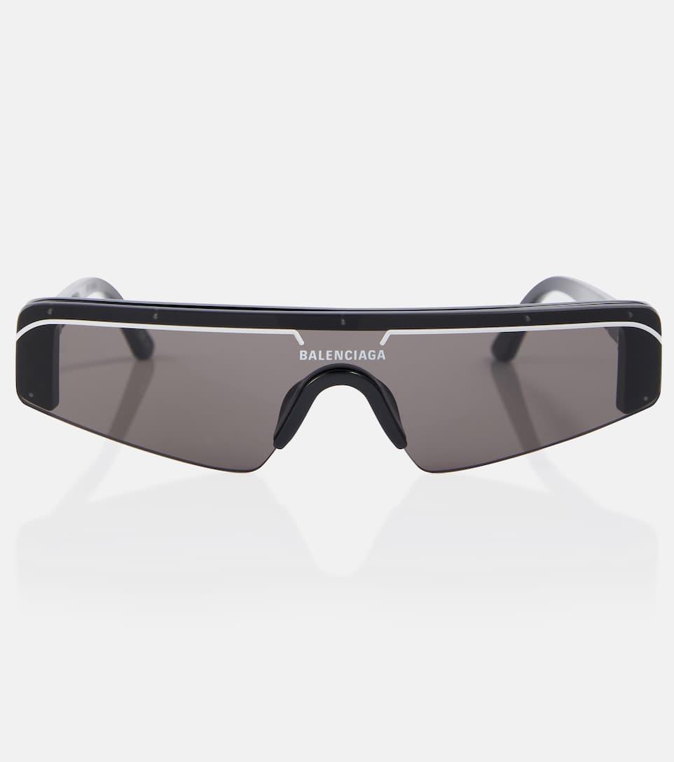 67c365574c Ski Rectangle Sunglasses - Balenciaga