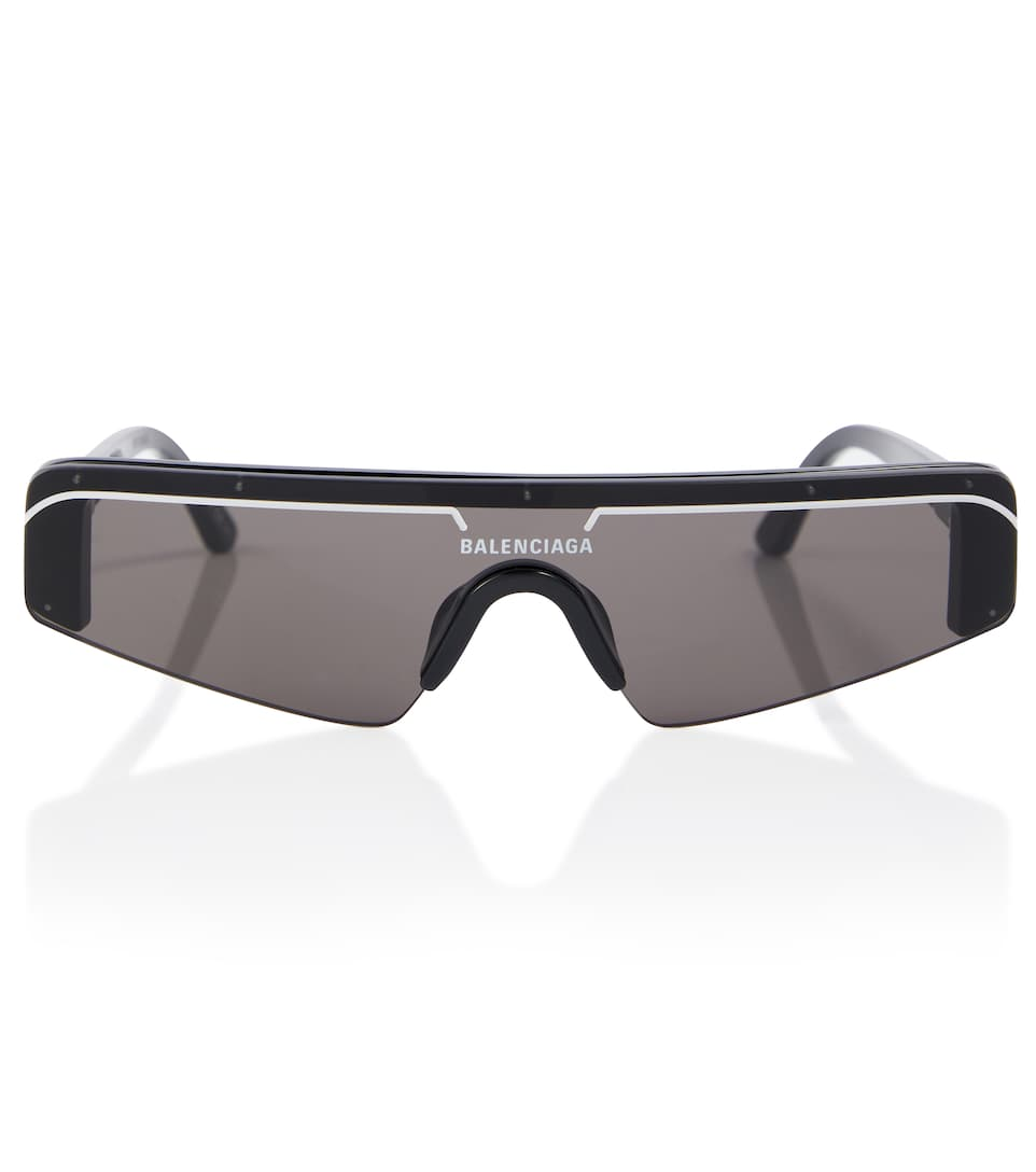 4e0cbf8159 Ski Rectangle Sunglasses - Balenciaga