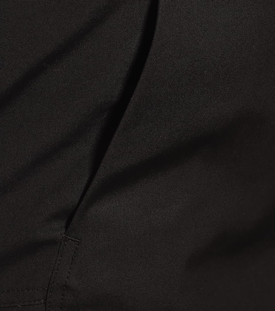 Rick Owens - Stretch-cotton midi skirt