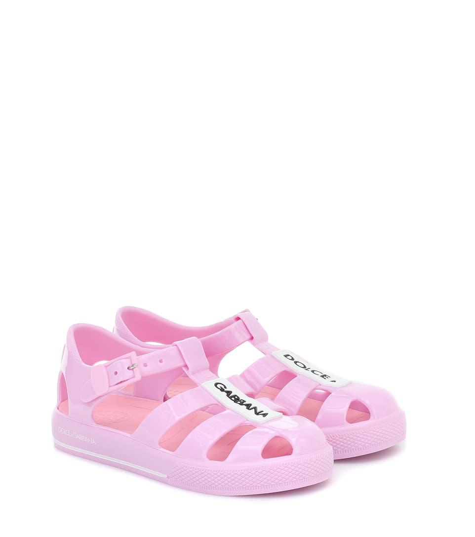 Caged Sandals - Dolce \u0026 Gabbana Kids