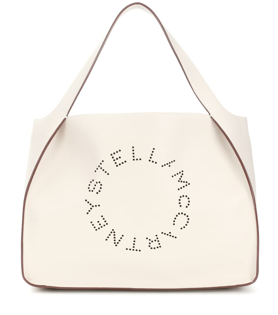 Stella McCartney Tote mit Logo