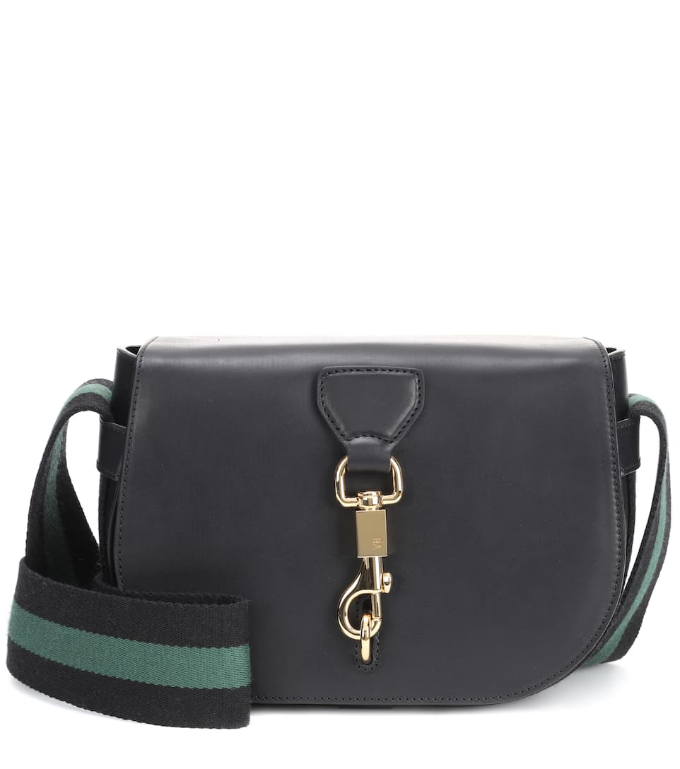 Regiment Bag in Black Calf Leather Victoria Beckham Sale Limited Edition 8NQ7hqthv