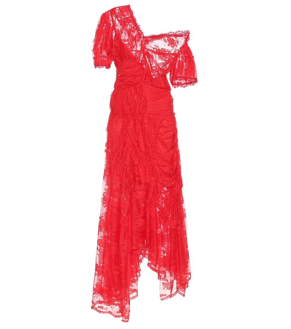 Discount Cheapest Price Tessie Lace Midi Dress - Red Preen New Styles Online 2018 For Sale Cheap Sale For Sale Outlet 2018 RxmfcWtn
