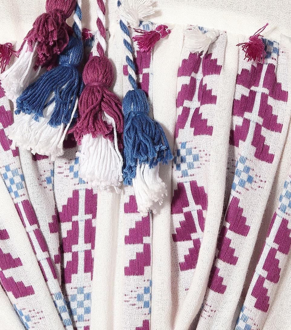 Deutschland Germany Embroidered Fashion Knit Bar Scarf