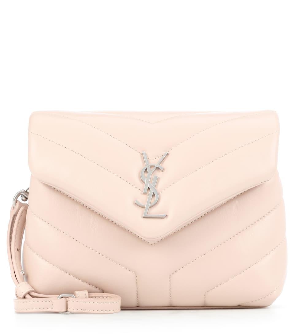 Loulou Toy Leather Shoulder Bag - Saint Laurent  d127ab945644f
