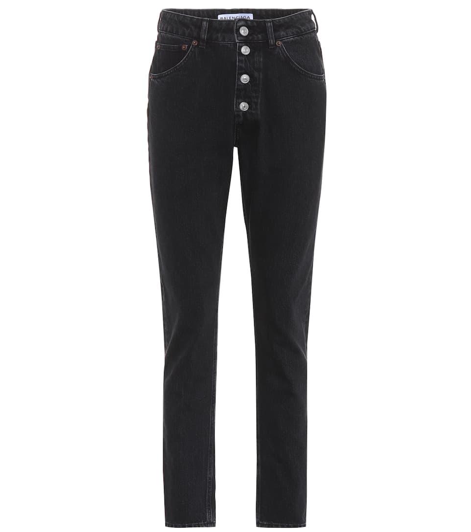 Balenciaga High-rise Jeans