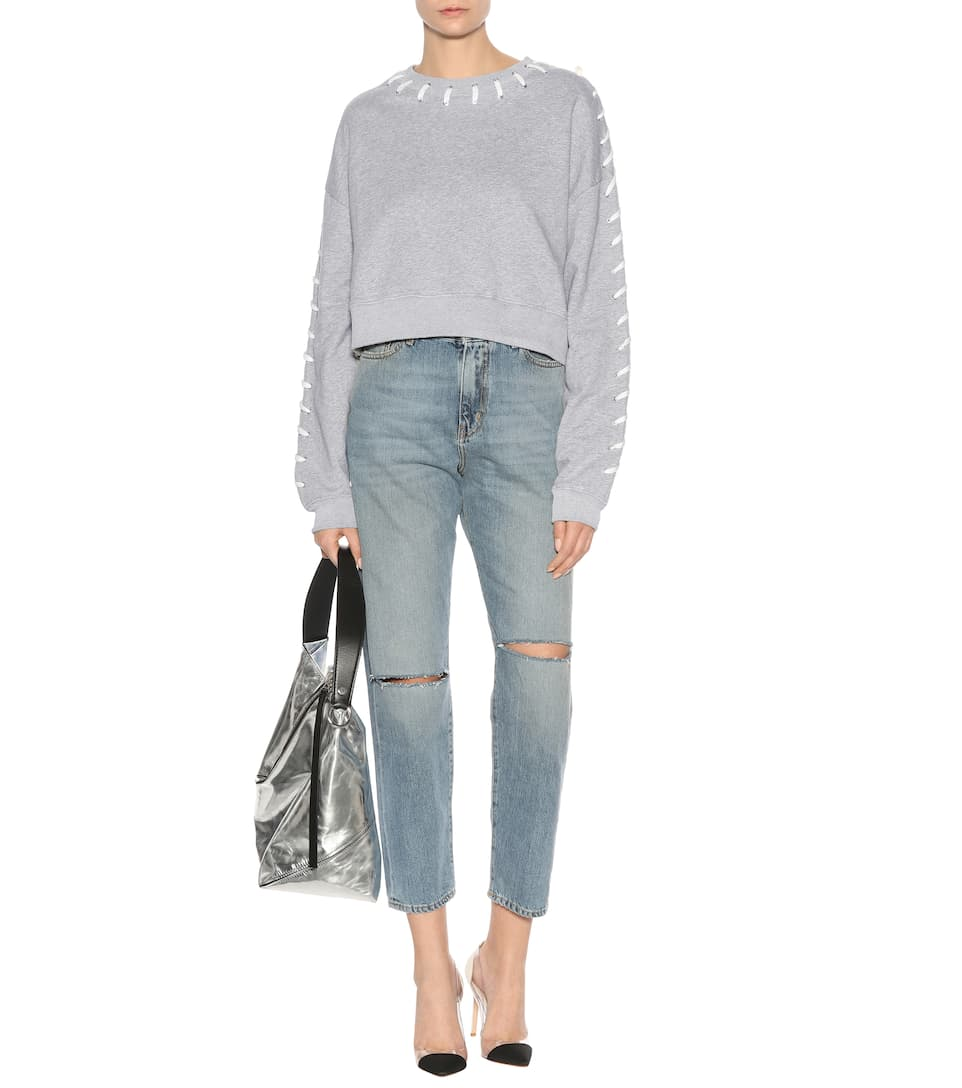 Jonathan Simkhai Coton Sweat-shirt