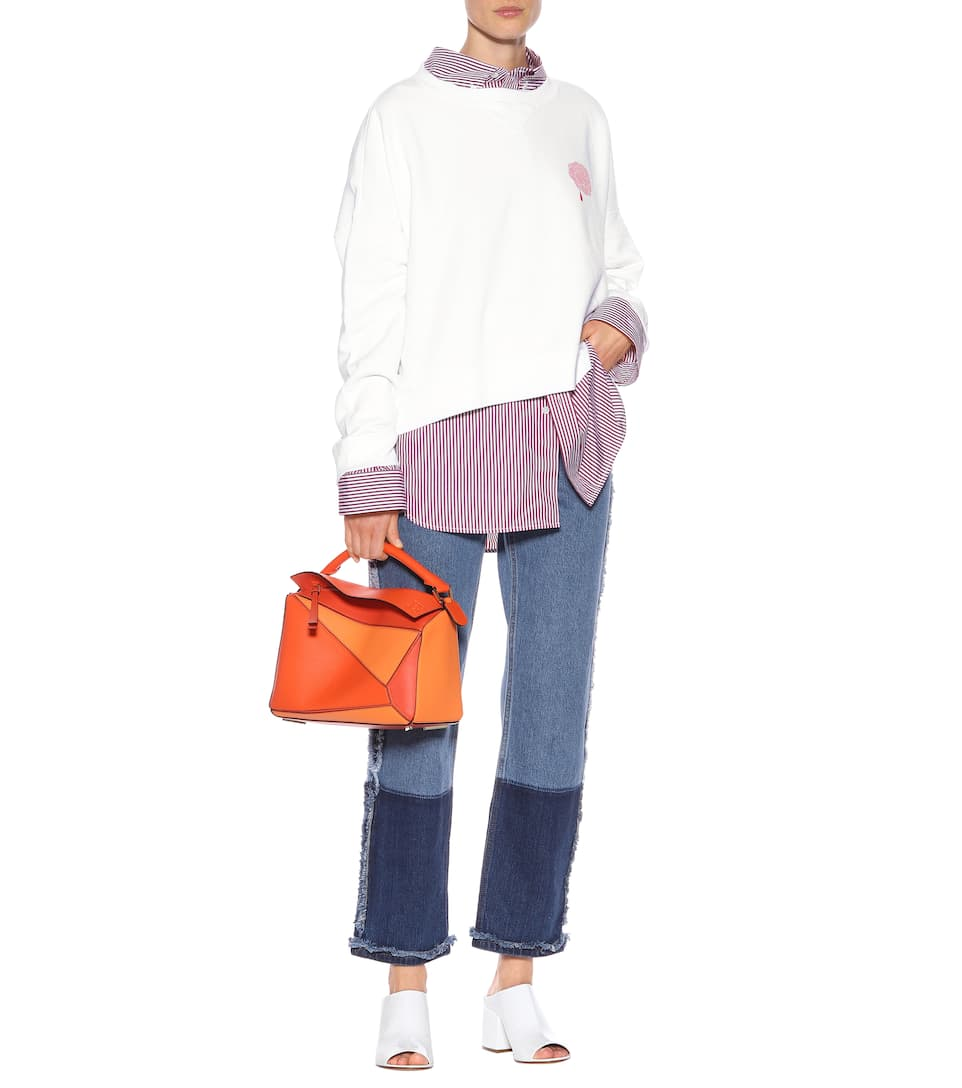 Undercover Bedrucktes Sweatshirt aus Baumwolle
