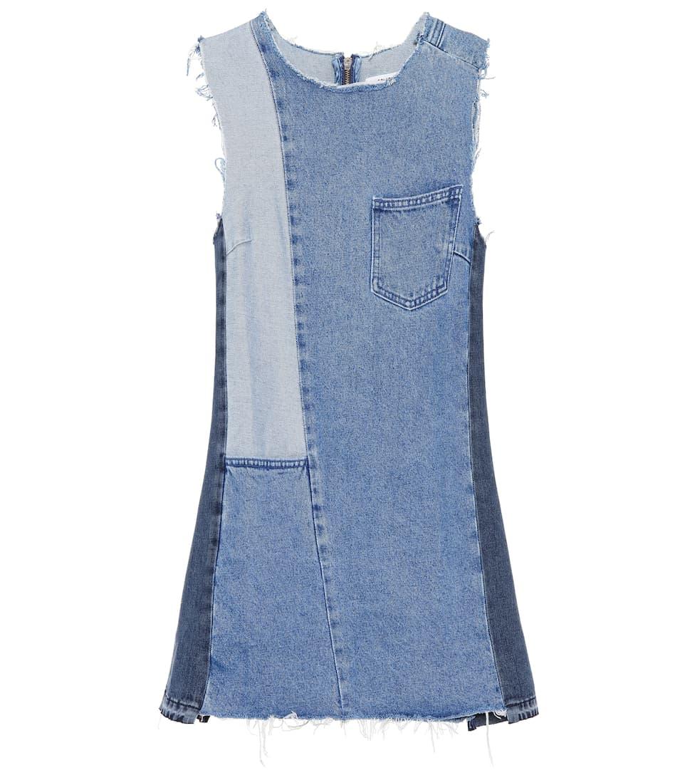 Grlfrnd - Robe en jean Hilary