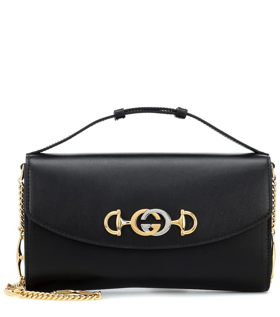 a02448deb199 Gucci - Gucci Zumi Small shoulder bag | Mytheresa