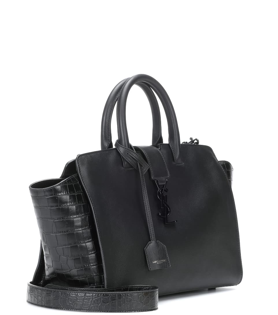 Saint Laurent Tote Downtown Cabas Small