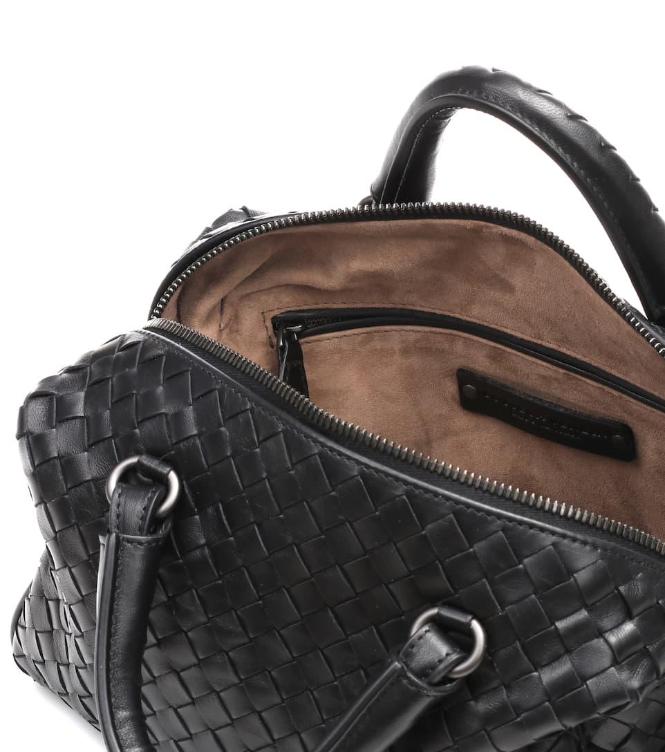 Bottega Veneta Tote aus Intrecciato-Leder Billige Auslass Countdown Paketverkauf Online 2ql73u